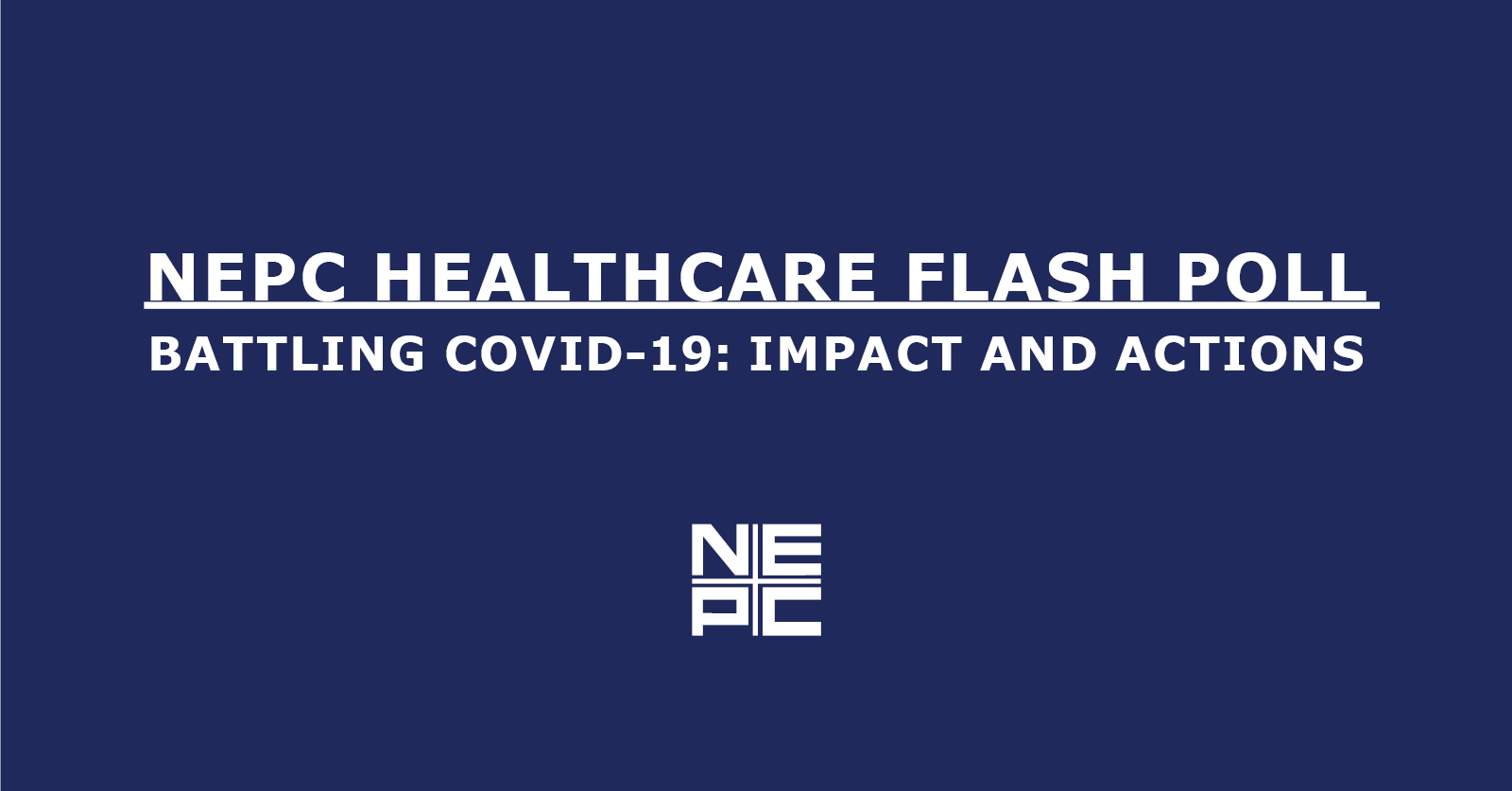 Healthcare Flash Poll