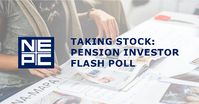 Pension Investor Flash Poll