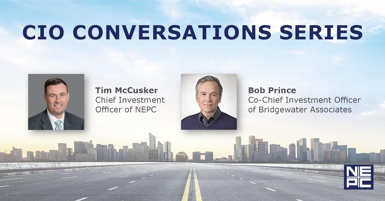 CIO Conversations Bob Prince