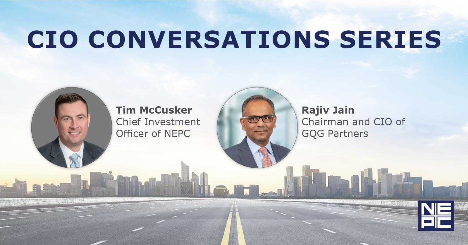 CIO Conversations Rajiv Jain