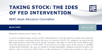 COVID19 - The Ides of Fed Intervention