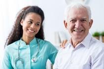 Healthcare - Nurse with Older Man